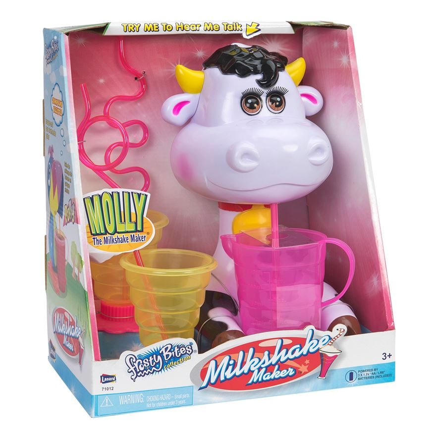 Deluxe Molly The Milk Shake Maker image-7