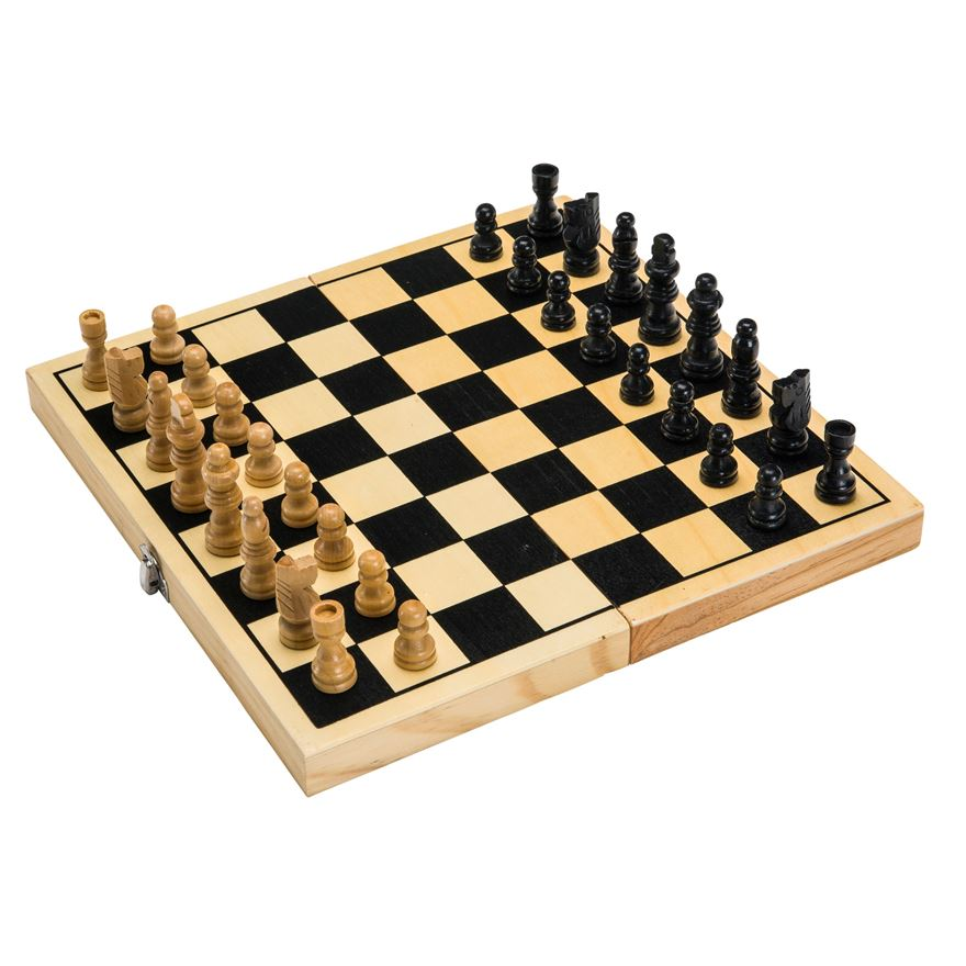 Chess & Draughts Game image-0
