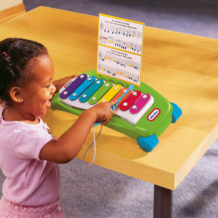 Little Tikes Tap A Tune Xylophone image-0