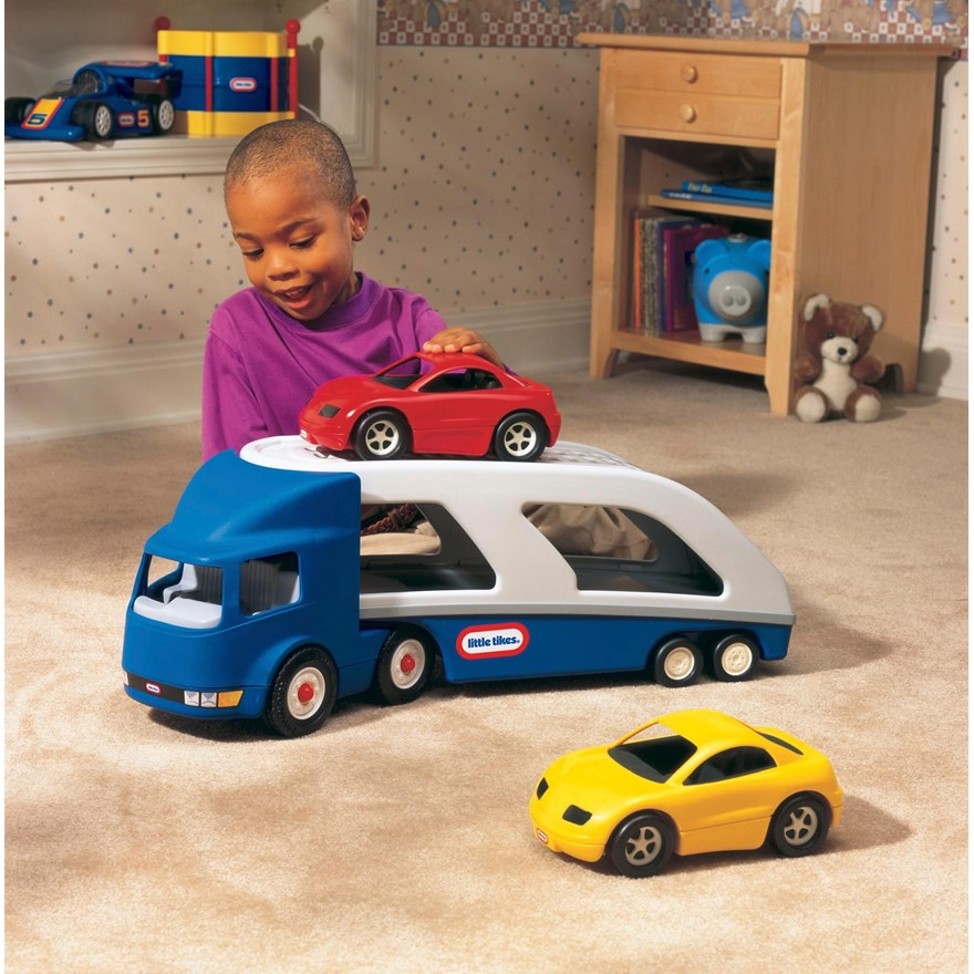 Little Tikes Large Car Carrier image-0
