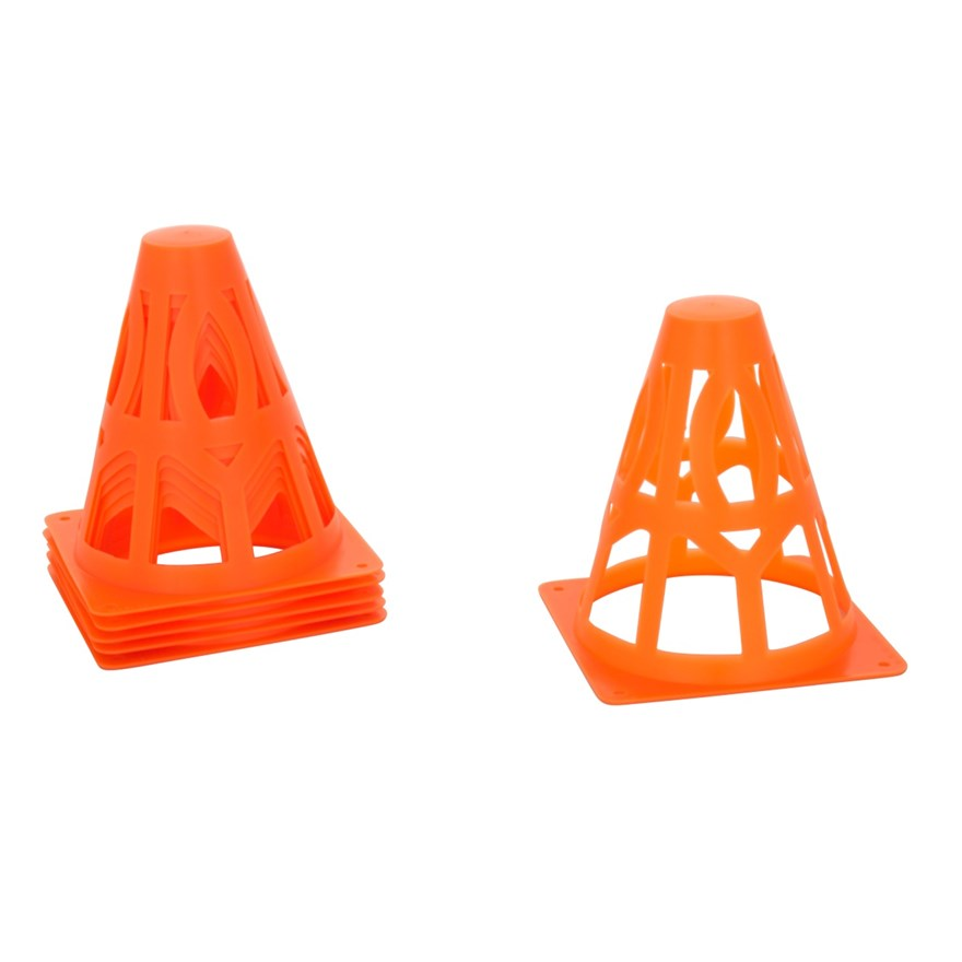 6 Collapsible Field Cones image-2