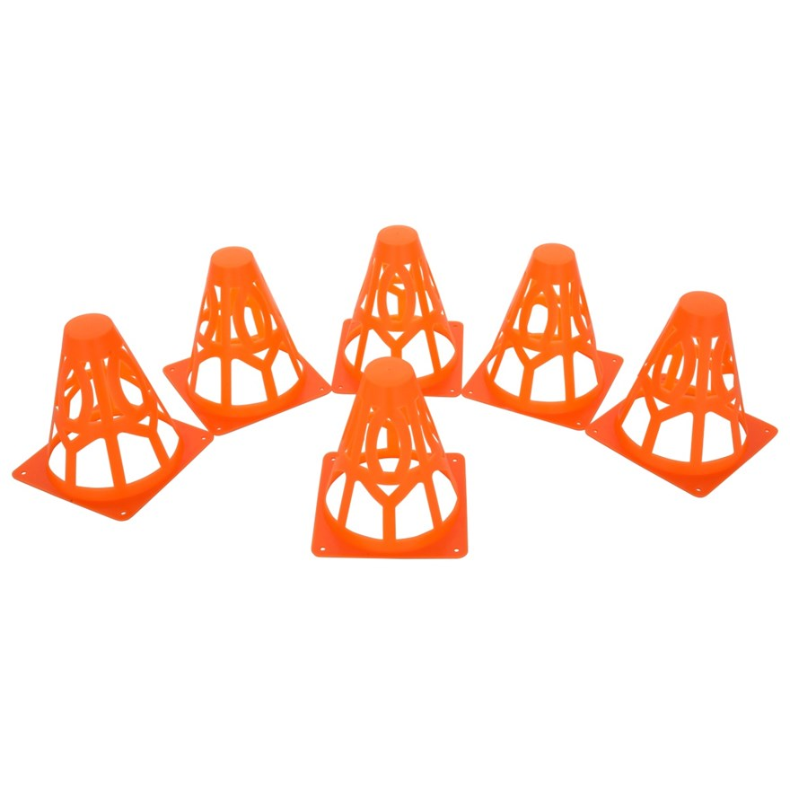 6 Collapsible Field Cones image-3