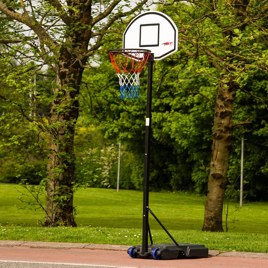 Portable Basketball Stand image-0
