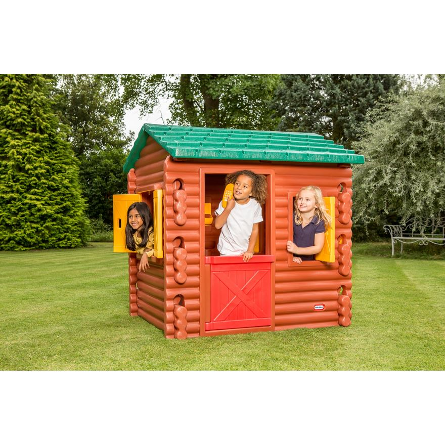 Little Tikes Log Cabin Playhouse - Play Houses & Tents UK