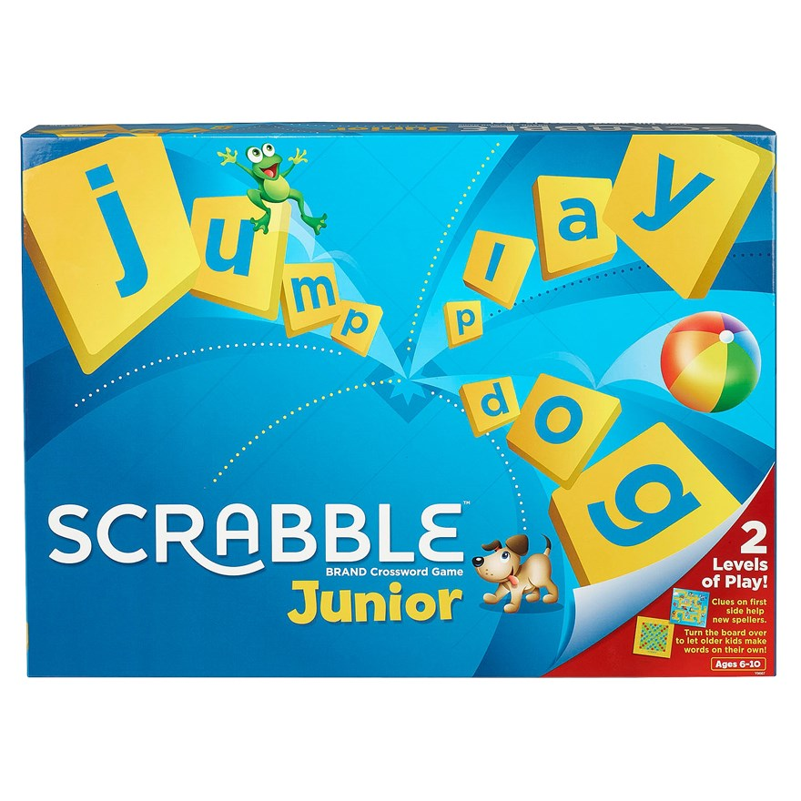 Scrabble Junior Game image-0