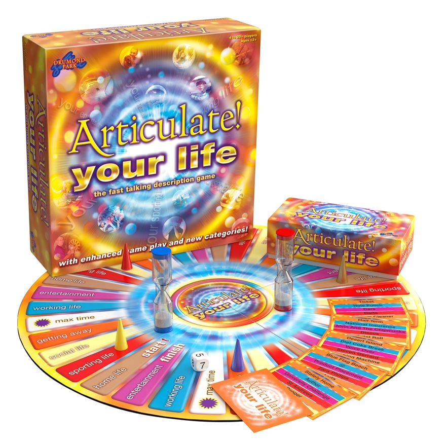 Articulate Your Life Game image-0