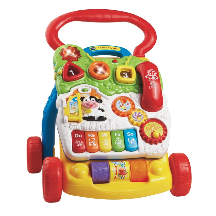 VTech First Steps Baby Walker image-2
