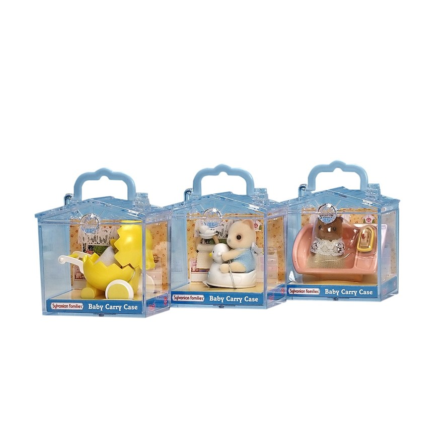 Sylvanian Baby Carry Case image-0