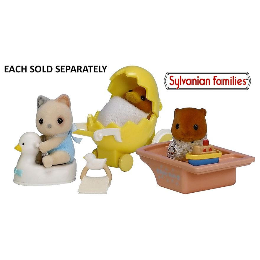 Sylvanian Baby Carry Case image-1