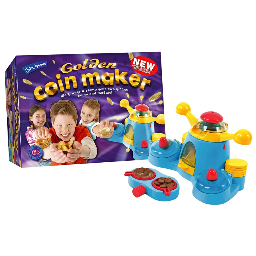 Golden Coin Maker image-0