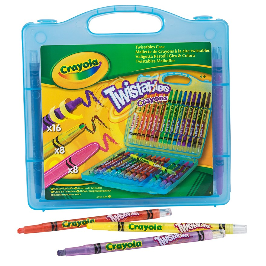 Crayola 32 piece Twistables Case image-7