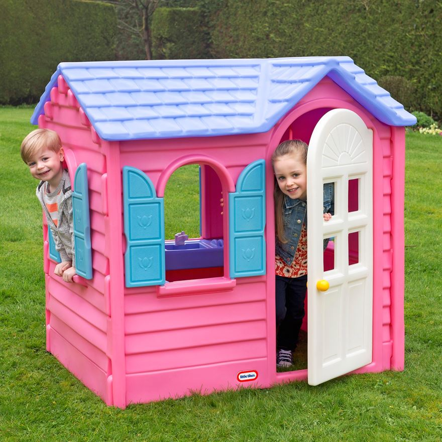 Little Tikes Country Cottage Pink image-0
