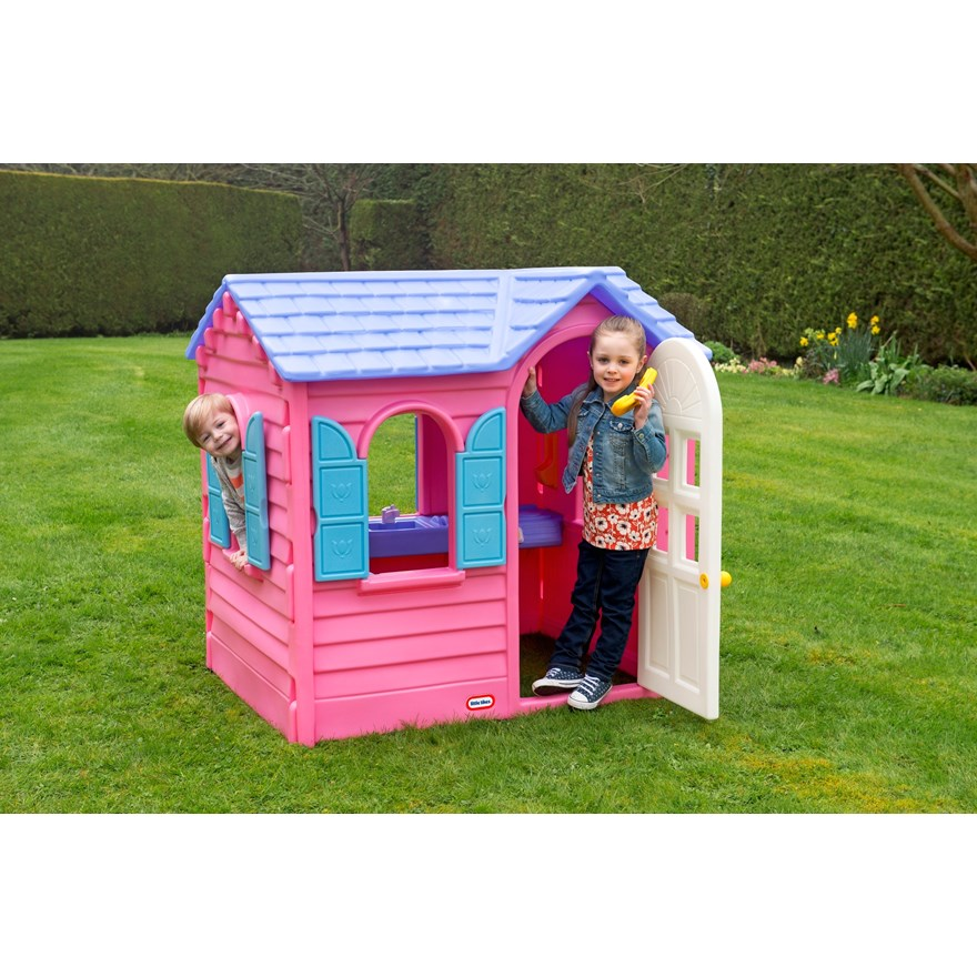 Little Tikes Country Cottage Pink image-4