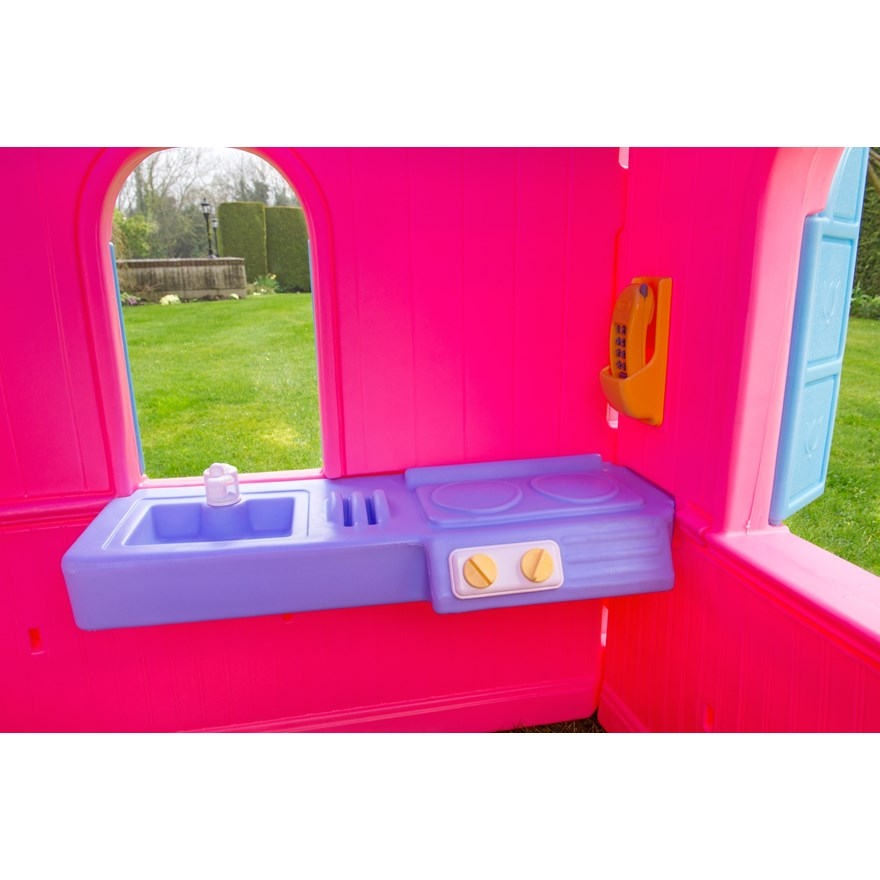 Little Tikes Country Cottage Pink image-5