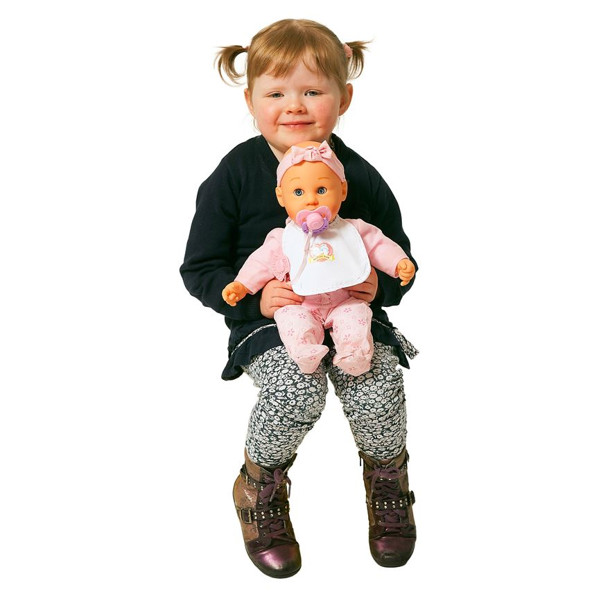 Soft Body Baby with Accessory set image-0