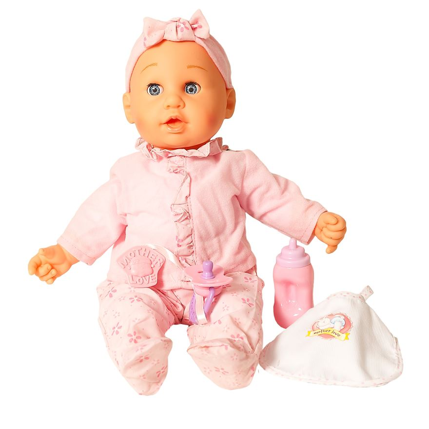 Soft Body Baby with Accessory set image-1