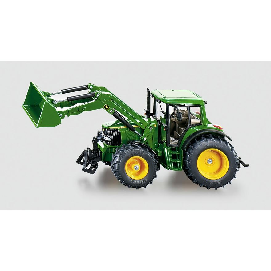 Siku 1:32 Scale John Deere Tractor and Loader