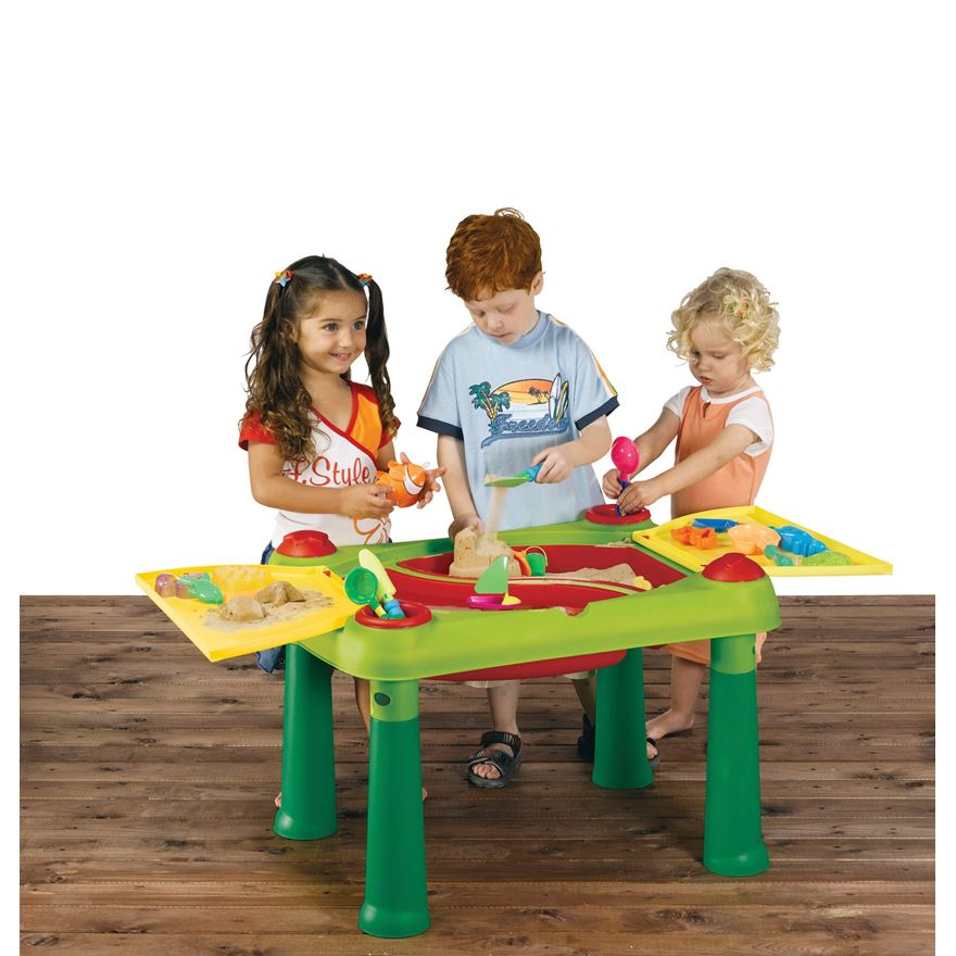 Keter Sand and Water Play Table image-0