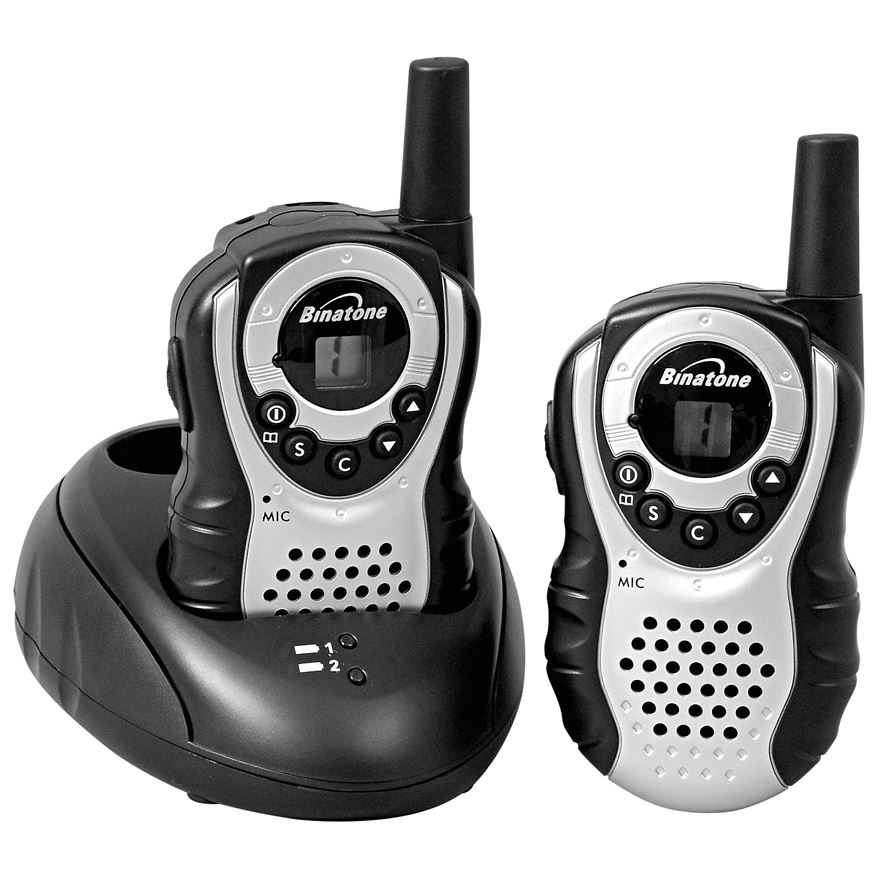 Binatone Latitude 150 Twin 2 Way Radio