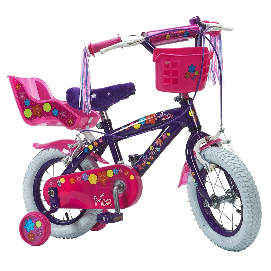 12 Inch Mia Bicycle image-0