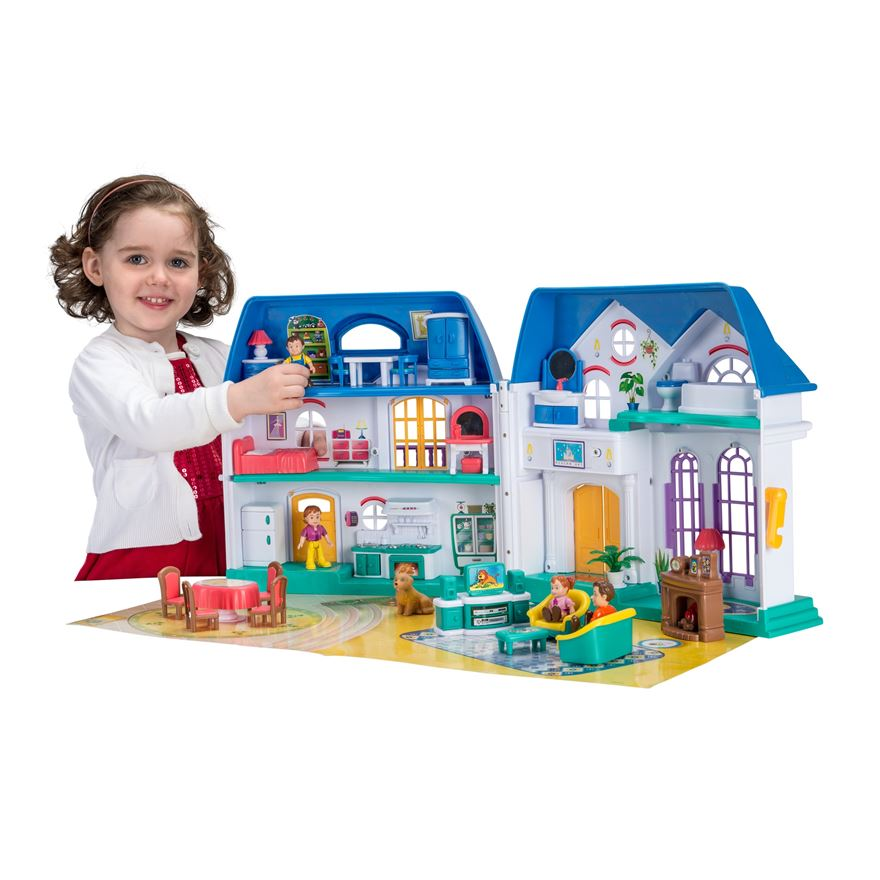 My Dream Mansion Doll House image-0