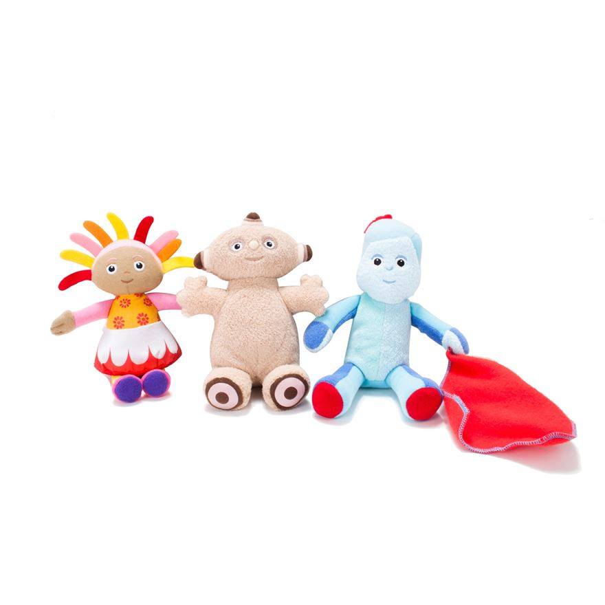 In The Night Garden Mini Soft Toys image-0