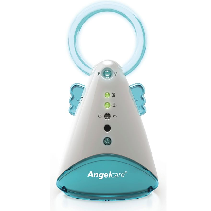 Angelcare AC601 Movement and Sound Baby Monitor image-2