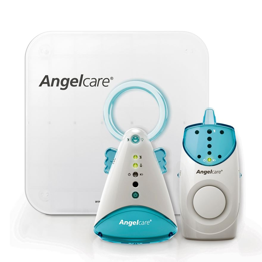 Angelcare AC601 Movement and Sound Baby Monitor image-4