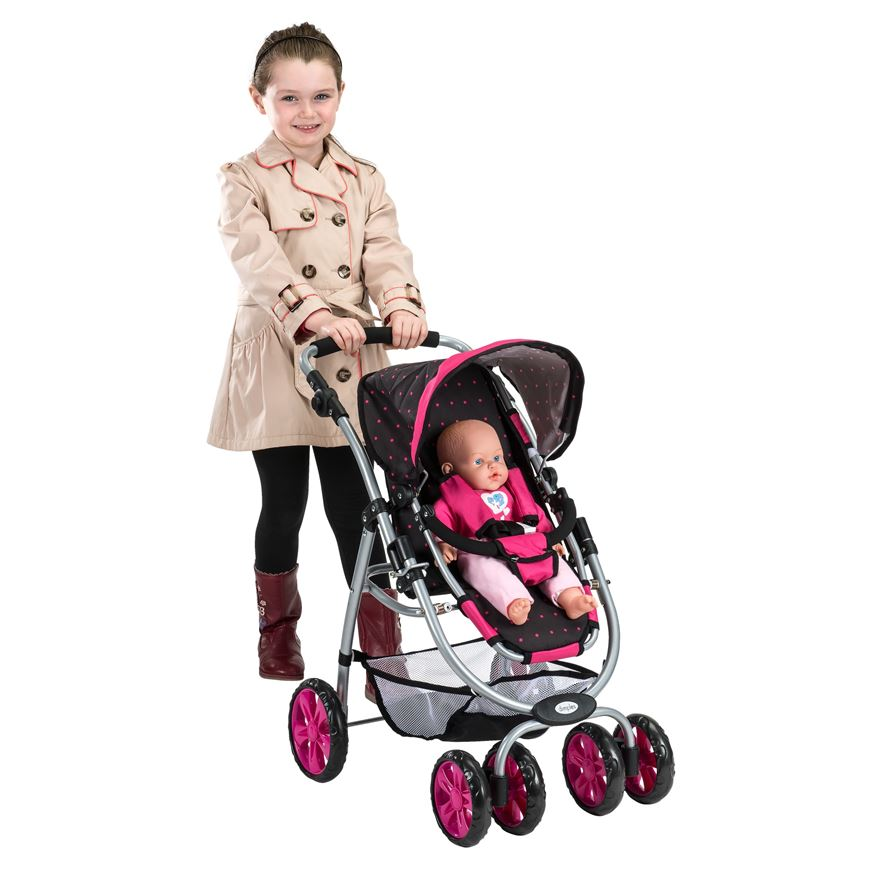 Dimples Doll's Stroller image-0