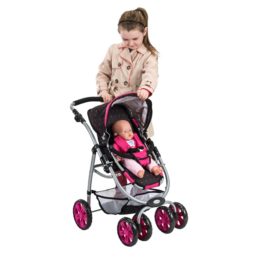 Dimples Doll's Stroller image-3