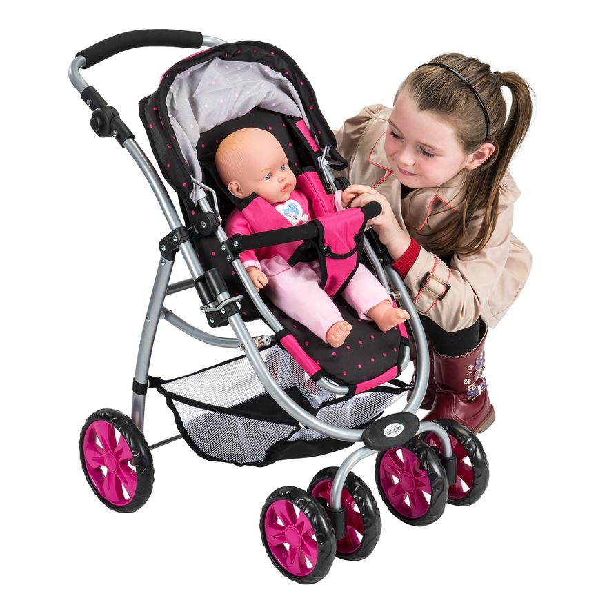 Dimples Doll's Stroller image-5