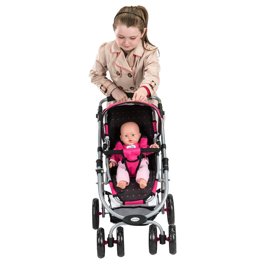 Dimples Doll's Stroller image-6