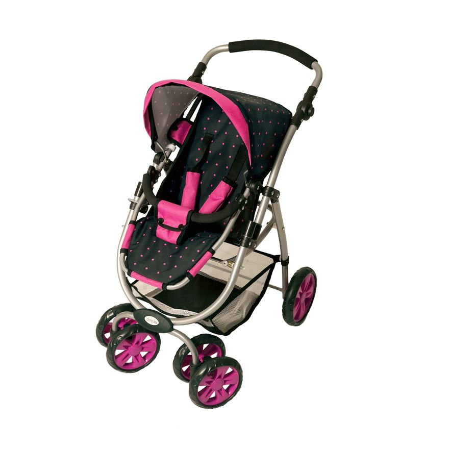 Dimples Doll's Stroller image-7