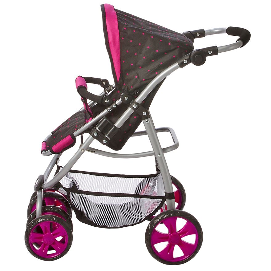 Dimples Doll's Stroller image-8