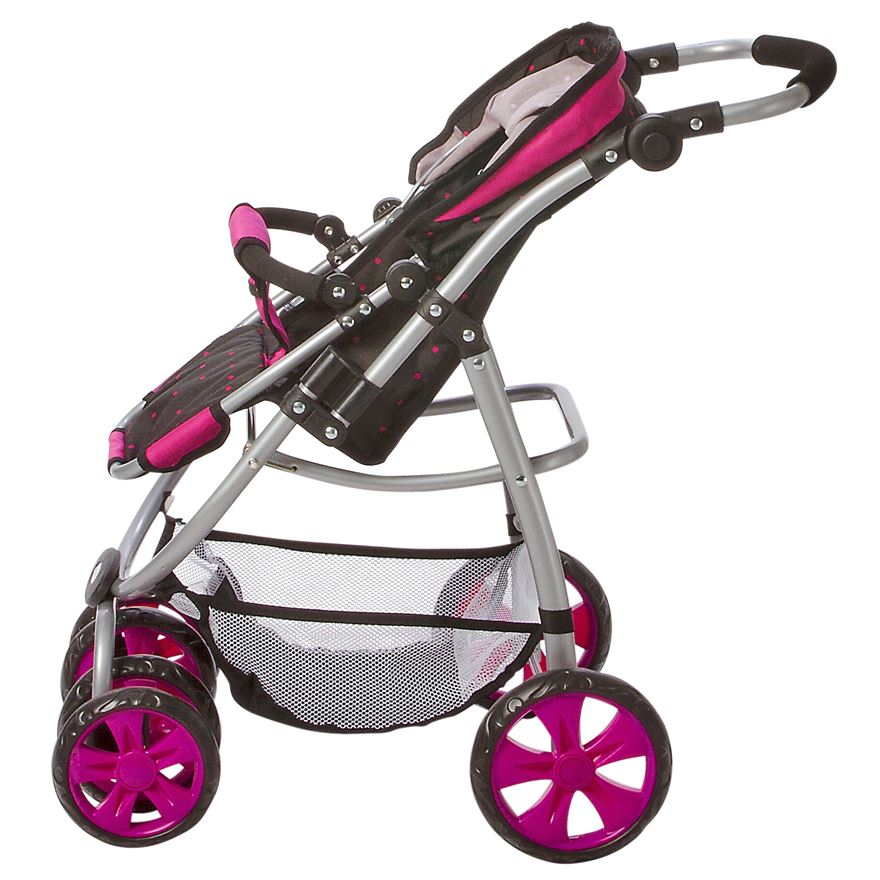 Dimples Doll's Stroller image-11