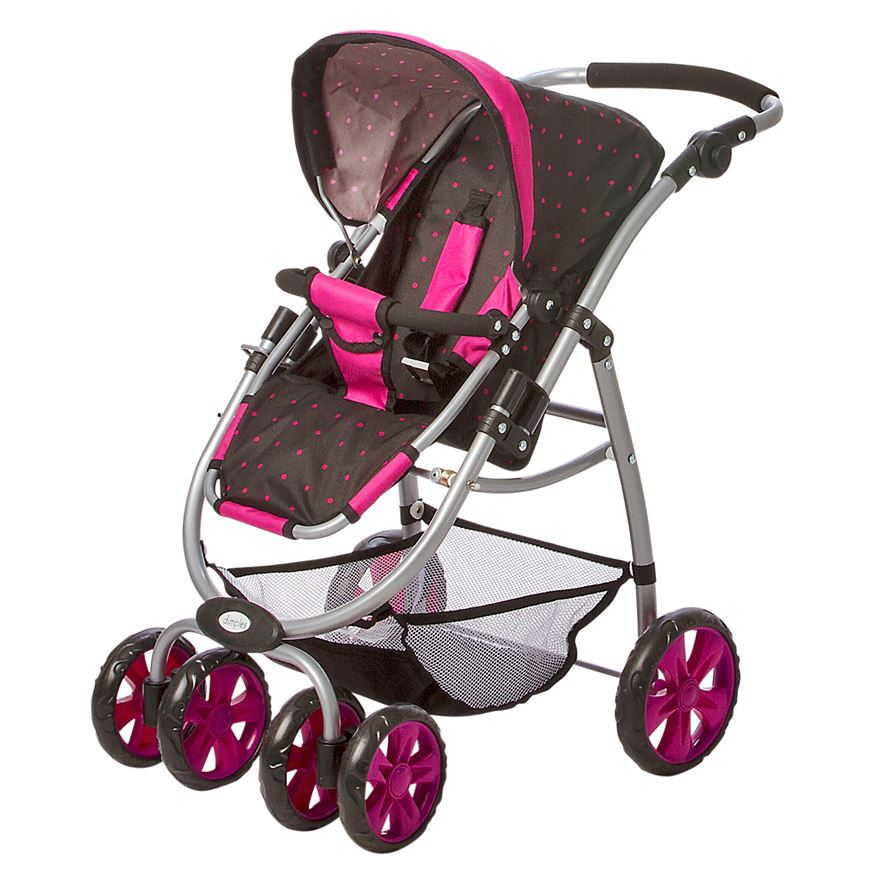 Dimples Doll's Stroller image-13