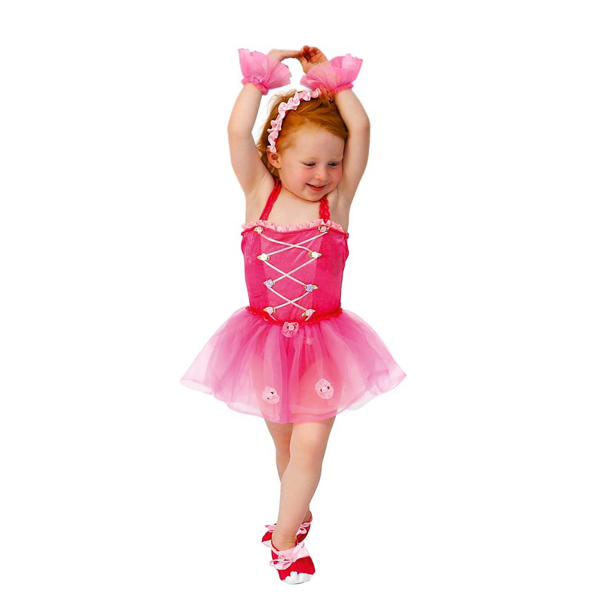 Ballerina Costume Set Small image-0
