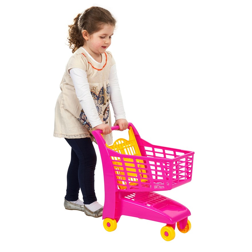 Supermarket Trolley image-0