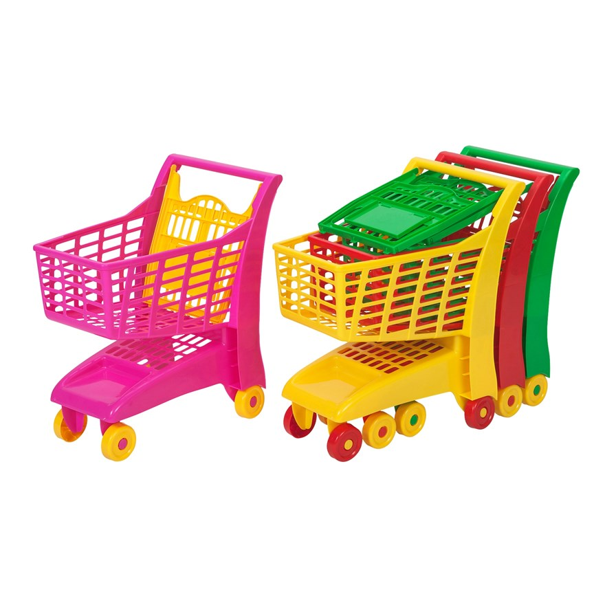 Supermarket Trolley image-3