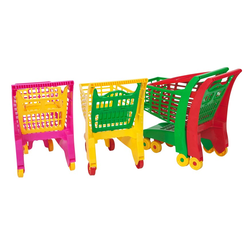 Supermarket Trolley image-7