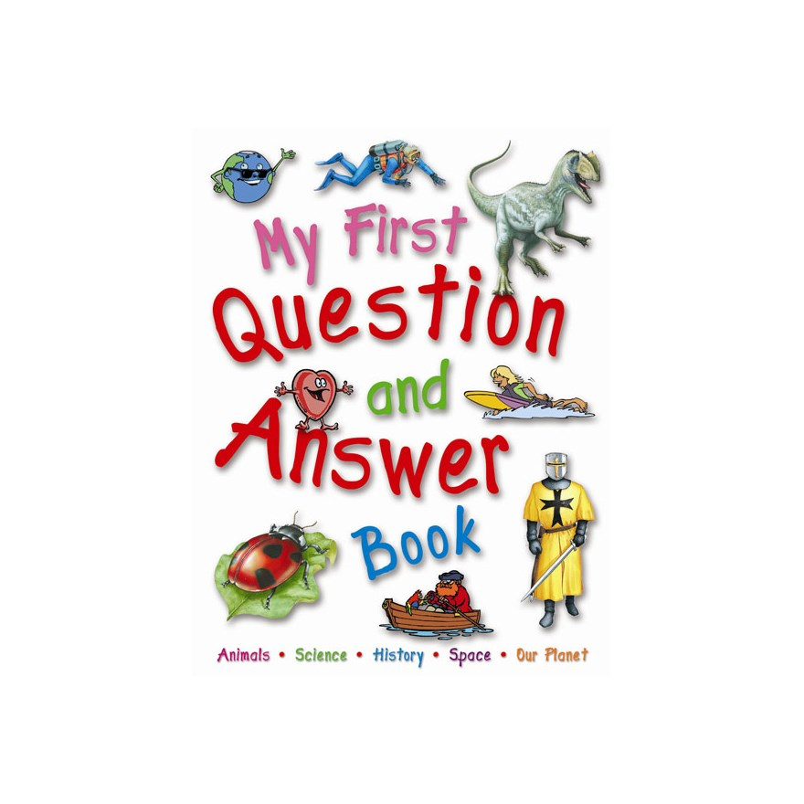 My First Questions & Answers Book