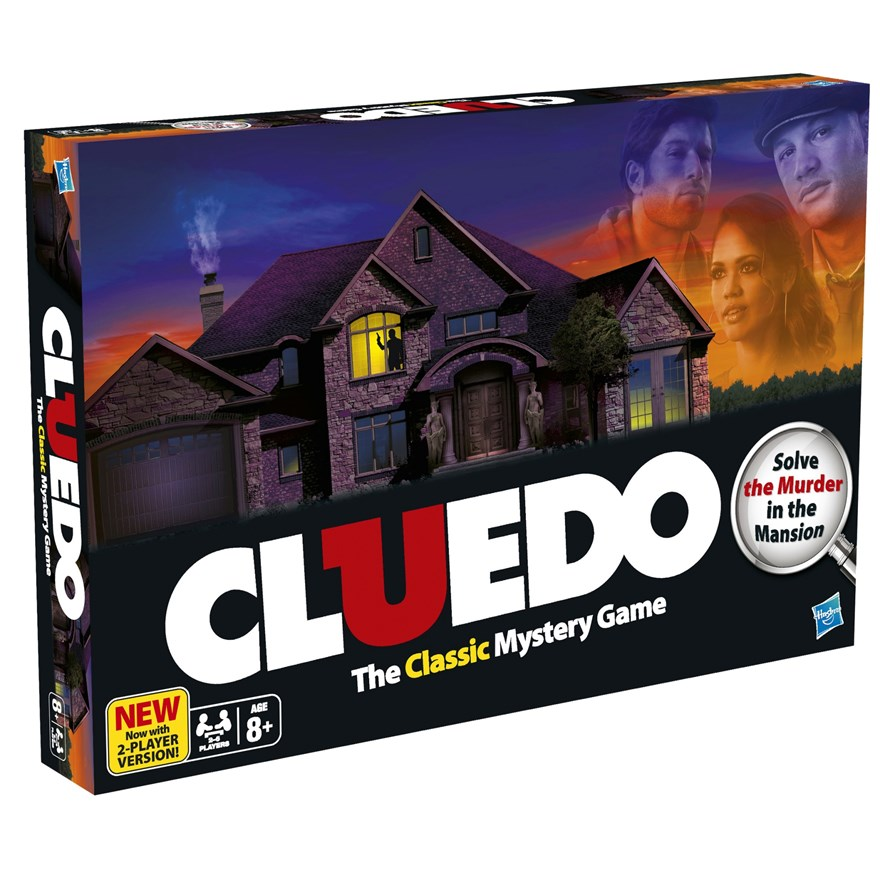 Cluedo - The Classic Mystery Board Game image-0