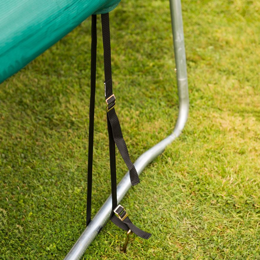 13ft Trampoline Tie Down Kit image-0