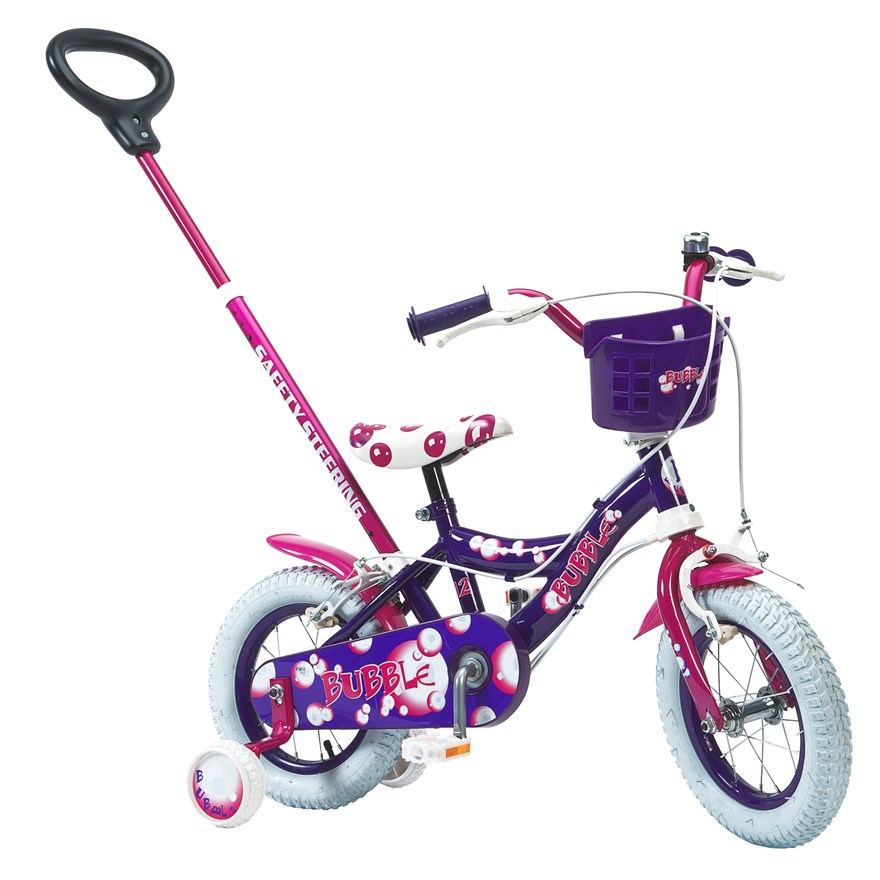 12 Inch Bubble Bike image-0