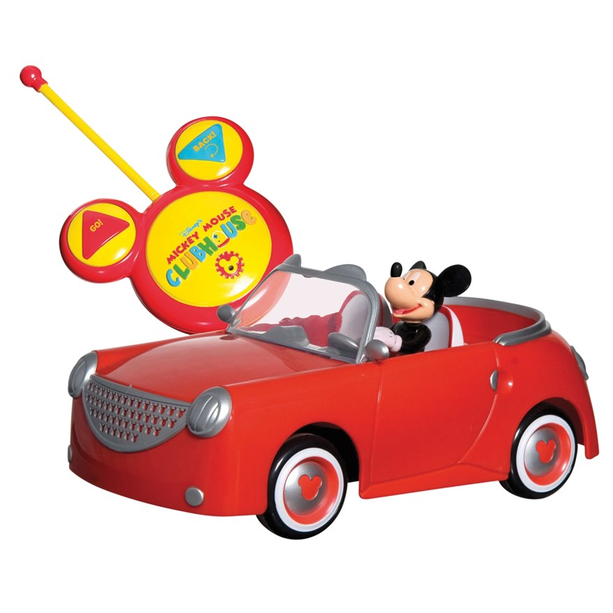 Disney Mickey Mouse Clubhouse Radio Control Car image-0