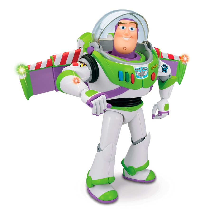 Andy's Toy Chest 30cm Buzz Lightyear image-4