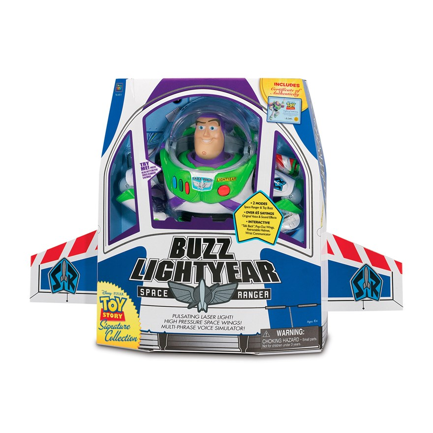 Andy's Toy Chest 30cm Buzz Lightyear image-6