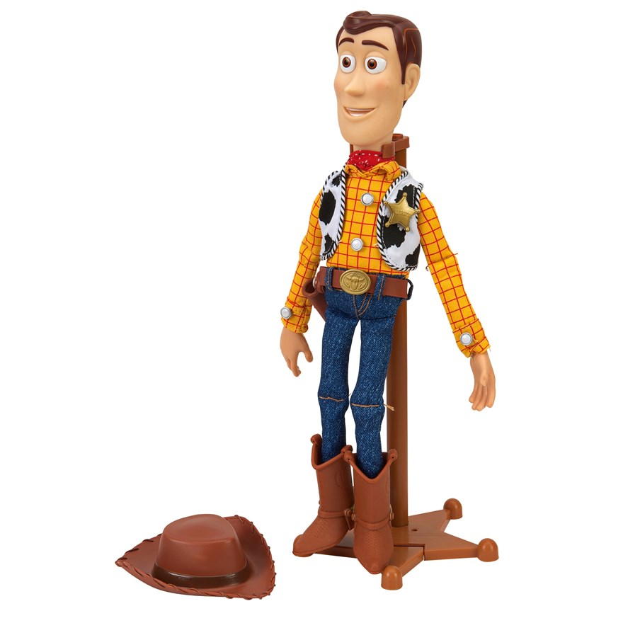 Andy's Toy Chest 40cm Sheriff Woody image-4