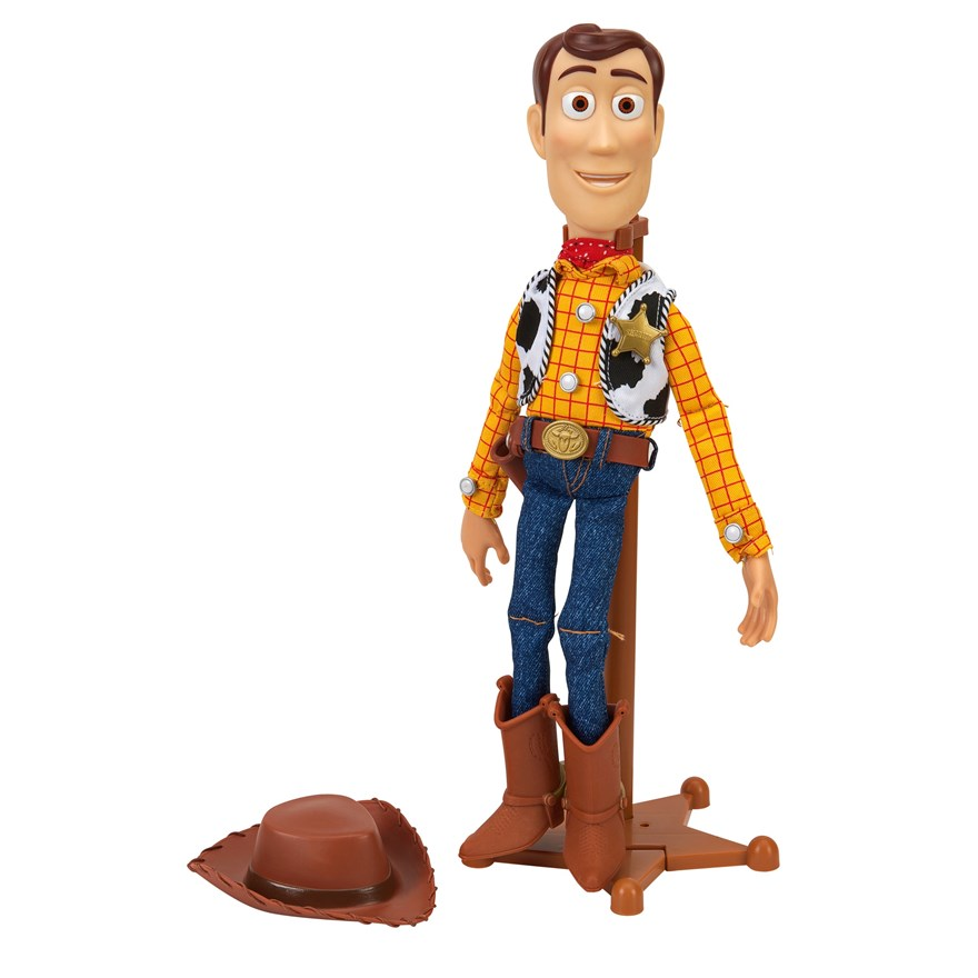 Andy's Toy Chest 40cm Sheriff Woody image-5