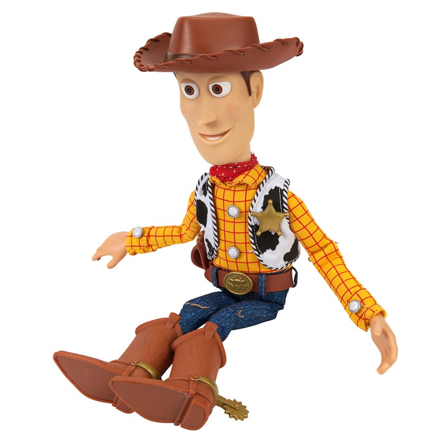 Andy's Toy Chest 40cm Sheriff Woody image-7